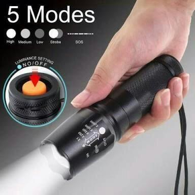 Lanterna X900 a mais potente do mercado.+ garantia + Entrega Grátis - Foto 5
