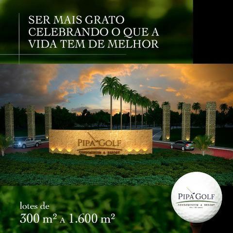 Realize seu sonho no Pipa Golf em Pipa, lotes a partir de 300m² - Foto 3