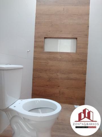 Casa à venda com 3 dormitórios em Gralha azul, Fazenda rio grande cod:CA00087 - Foto 11