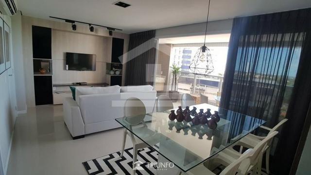 (EXR) Alto padrão! Apartamento à venda no Cocó -> 125m², 3 suítes, 3 vagas [TR12847] - Foto 2