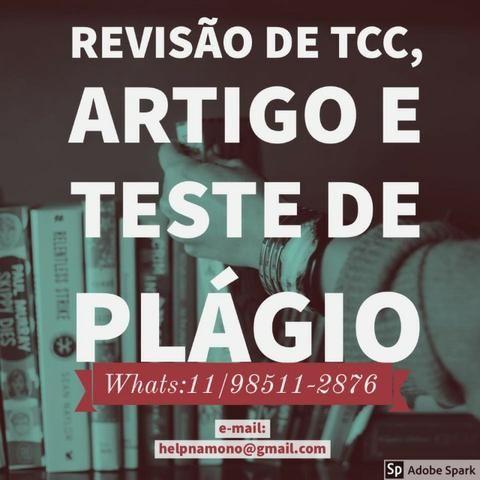 Revisão de TCC - Foto 4