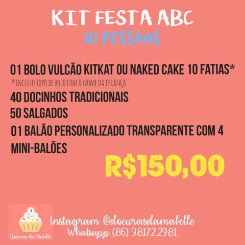 Kit festa - Foto 2