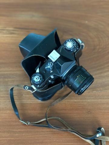 Câmera Analógica Zenit E Vintage - Foto 3