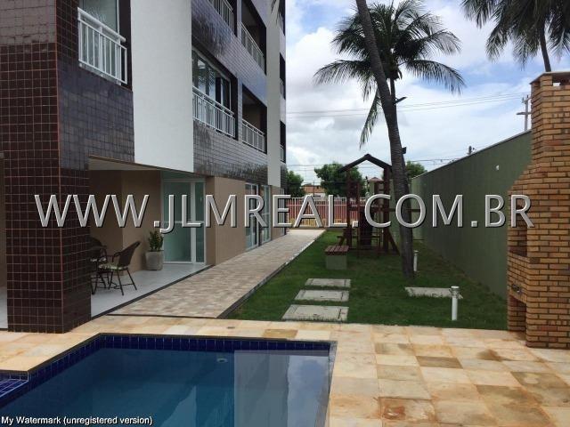 (Cod.085 - Jacarecanga) - Vendo Apartamento Novo, 79m², 3 Quartos - Foto 6