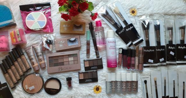 Maquiagem com preço que cabe no seu bolso - Foto 3