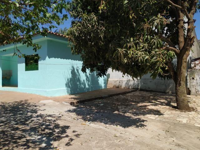 Casa 2 Qts na Laje terreno com escritura, Colonia Agrícola Samambaia,Entrada do Sam's Club - Foto 5