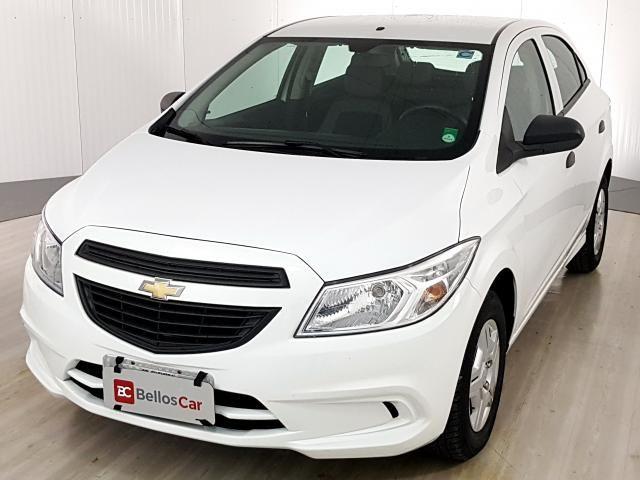 Chevrolet ONIX HATCH LS 1.0 8V FlexPower 5p Mec. - Branco - 2016