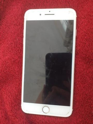 Iphone 7 plus rosa - Foto 2