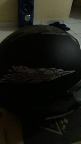 Capacete de moto - Foto 4