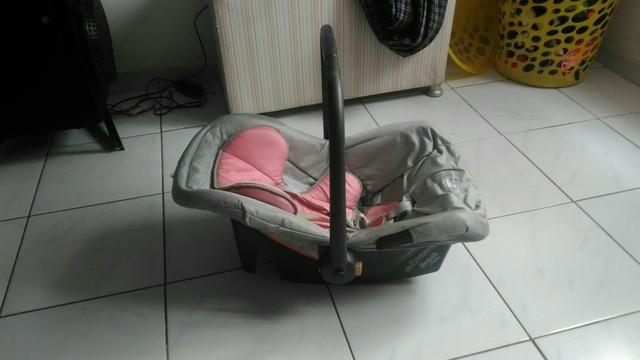 Bebê conforto e cadeira de carro - Foto 3