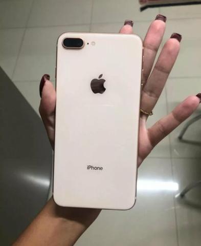 Iphone 8plus 64gb rose - Foto 2