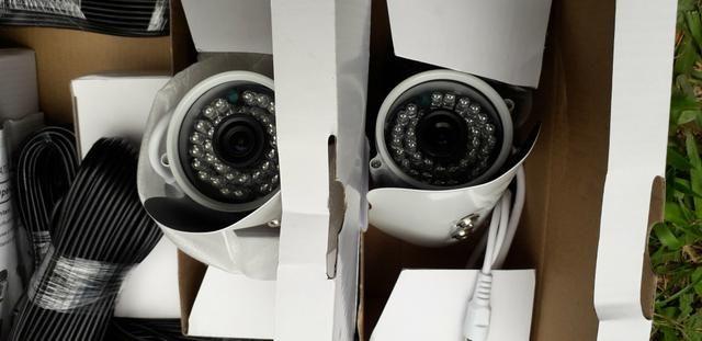 Circuito fechado de câmeras novo - Foto 3