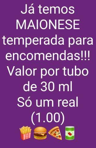 Maionese Temperada - Foto 3