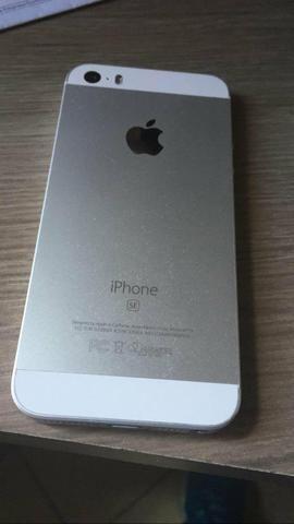 IPhone SE Prata - Foto 3