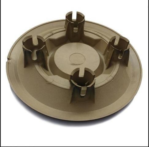 Jogo de calota para miolo roda de ferro gm - corsa - aro 14 PROMOÇÃO - Foto 5