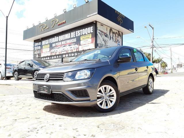 VW - Voyage MSI 1.6 18/19 - Troco e Financio!!