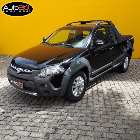 FIAT STRADA 2013/2013 1.8 MPI ADVENTURE CE 16V FLEX 2P MANUAL - Foto 3