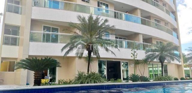 (EXR) Bairro Cocó | Apartamento usado de 165m² com 3 suítes [TR46095]