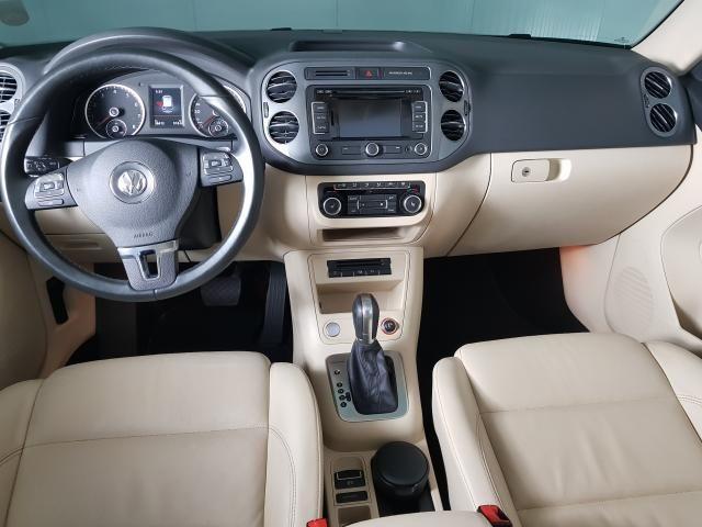 VolksWagen TIGUAN 2.0 TSI 16V 200cv Tiptronic 5p - Branco - 2015 - Foto 7