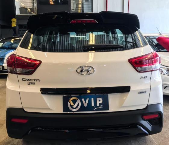 HYUNDAI CRETA 2018/2019 2.0 16V FLEX SPORT AUTOMÁTICO - Foto 4