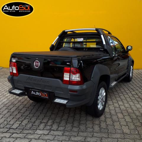 FIAT STRADA 2013/2013 1.8 MPI ADVENTURE CE 16V FLEX 2P MANUAL - Foto 5