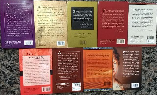 Livro Fatos Históricos (nova Visão) - Novo - Kit 09 Livros - Foto 2