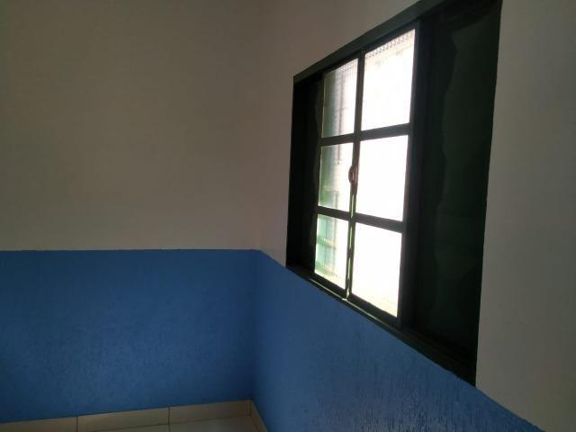 Casa 2 Qts na Laje terreno com escritura, Colonia Agrícola Samambaia,Entrada do Sam's Club - Foto 12
