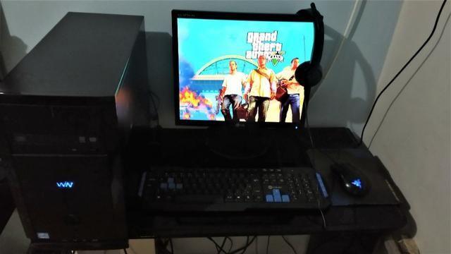 PC Gamer completo - i3 GTX 750 TI 8GB