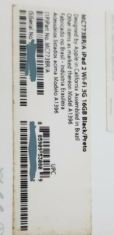 Ipad 2 Wi-fi/ 3G - 16Gigas - Foto 2