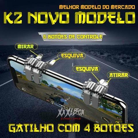 Gatilho free fire duplo