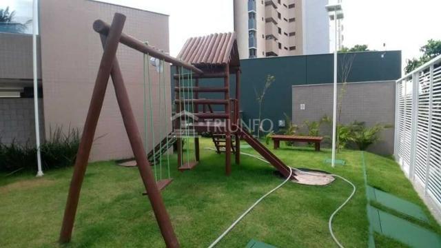 (EXR) Bairro Cocó   Apartamento de 125m², 3 suítes, Varanda Gourmet [TR12847] - Foto 3