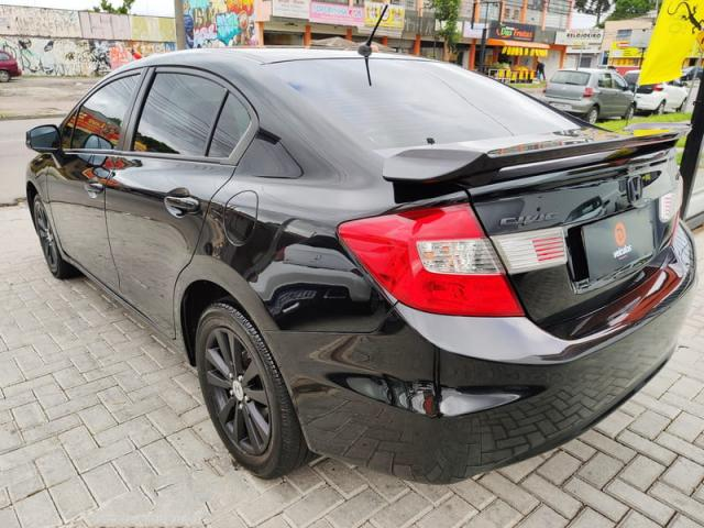 HONDA CIVIC LXS FLEX - Foto 5