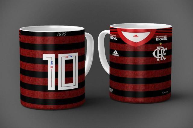 Canecas do Flamengo a pronta entrega de promoção - Foto 4