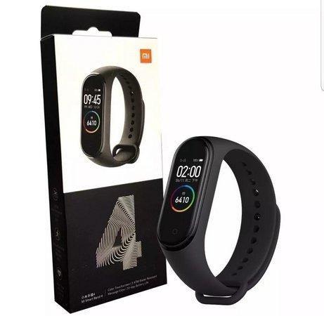 Relógio Pulseira Inteligente Xiaomi Mi band 4 original Global - Nova