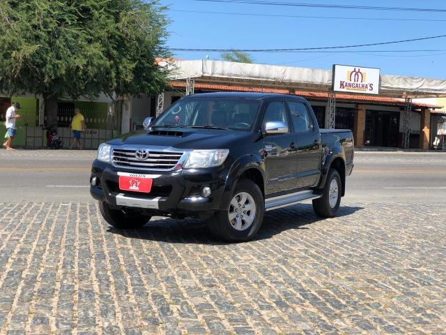 Pick Up Extra! Hilux SRV 2015 Aut 4x4 - F1 Auto Center Caicó/RN - Foto 2