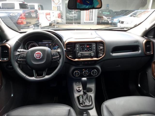FIAT TORO 2018/2019 2.0 16V TURBO DIESEL VOLCANO 4WD AT9 - Foto 4