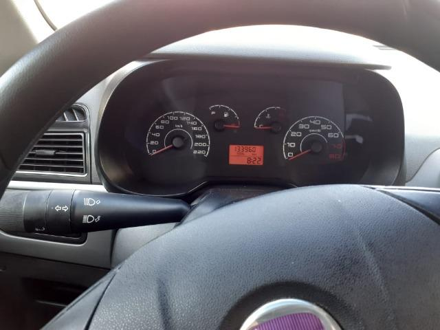 Fiat Punto Attractive 1.4 Flex Preto Unico dono ,primeira parcela ipva 2020 paga - Foto 6