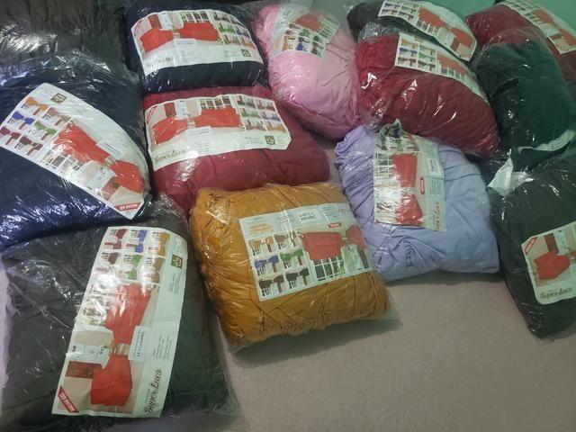 Capa de sofá 3 e 2 lugares várias cores