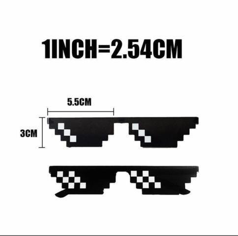 Óculos thug life novo