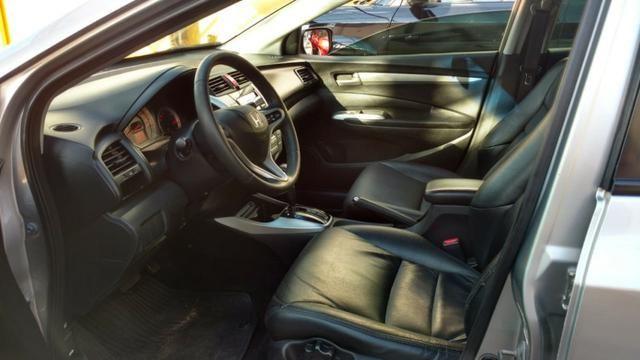 Honda City EX 1.5 Flex Automatico Top de Linha - Foto 8