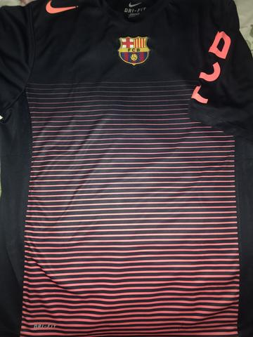Camiseta Original Barcelona 2010 - Roupas e calçados - Jardim e7fdb9357bd0a