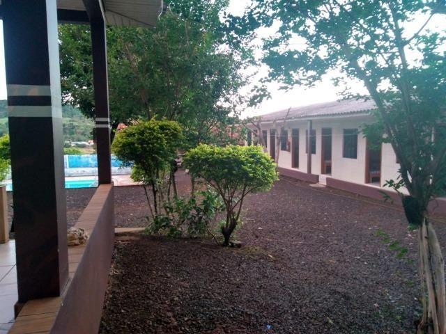 Pousada e Lanchonete Beira do Iguaçu . Alagado do Candói PR - Foto 5