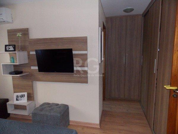 Casa de condomínio à venda com 3 dormitórios em Ipanema, Porto alegre cod:MI270550 - Foto 11