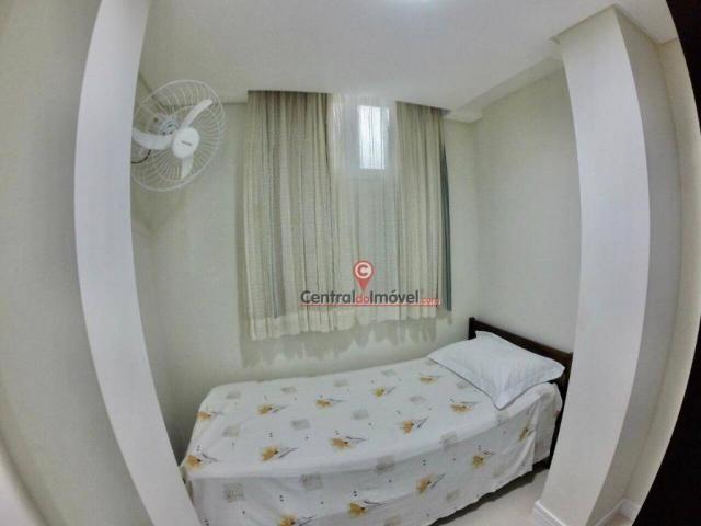 Apartamento com 2 dormitórios para alugar, 90 m² por R$ 1.200/dia - Centro - Balneário Cam - Foto 7