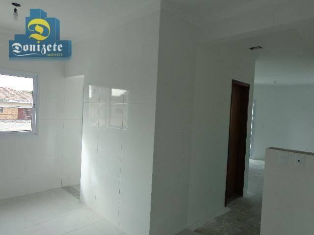 Sobrado residencial à venda, Vila Alzira, Santo André. - Foto 12