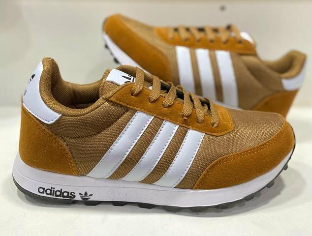 Tênis Adidas Neo (38 ao 43) - 4 Cores Disponíveis - Foto 4