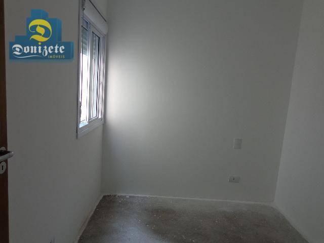 Sobrado residencial à venda, Vila Alzira, Santo André. - Foto 11
