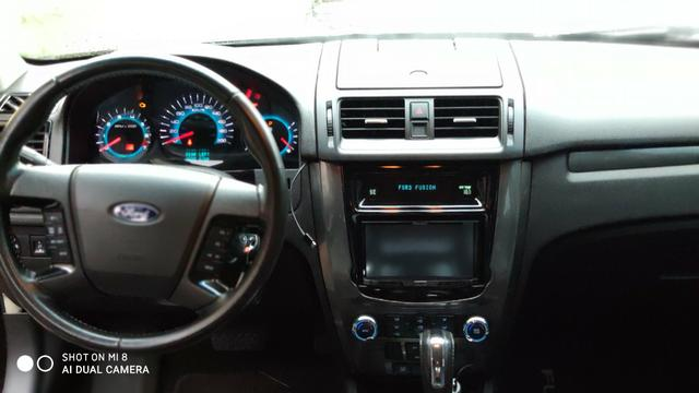 Ford Fusion 2011/12