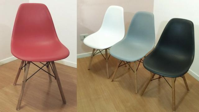 Cadeira tipo Eiffel ou Eames - Foto 3