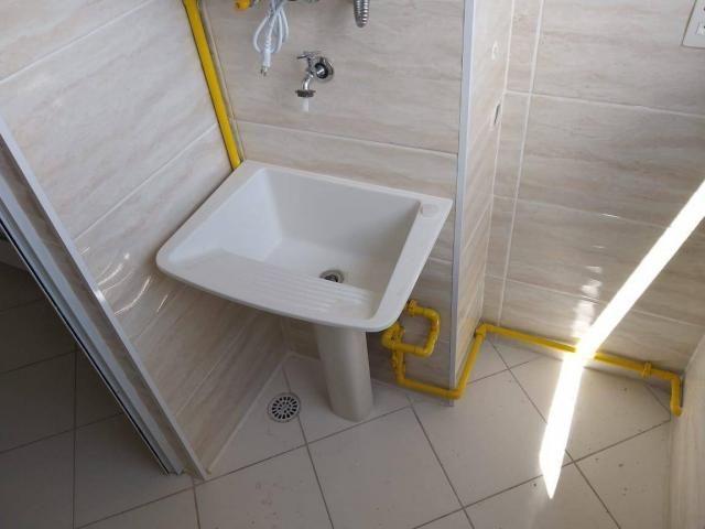 Apartamento com 2 dormitórios para alugar, 45 m² por R$ 1.200/mês - Paulicéia - São Bernar - Foto 7